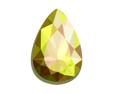 Pear Shape - Shangem Zirconia World