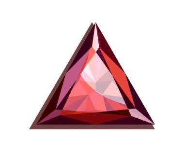 Triangle - Shangem Zirconia World